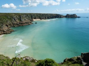 cornwall seascape