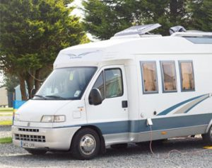 touring caravan rallies in cornwall