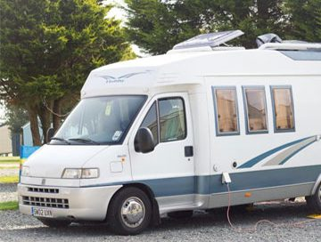 motorhome holidays at Tencreek