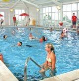Tencreek Holiday Park swimming pool
