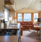 Sunsaver caravan kitchen