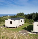 Cornwall caravan park