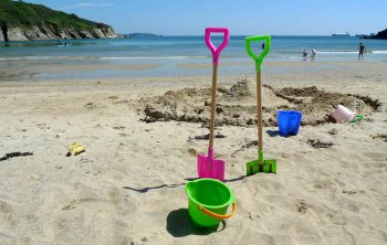 child friendly holidays in Cornwall