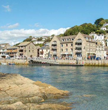 Restaurants with a view in Cornwall