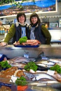 pengellys fishmonger, looe