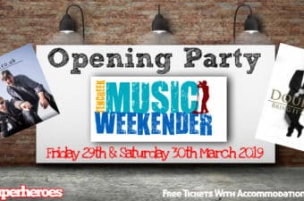 MUSIC WEEKENDER: Opening Party!