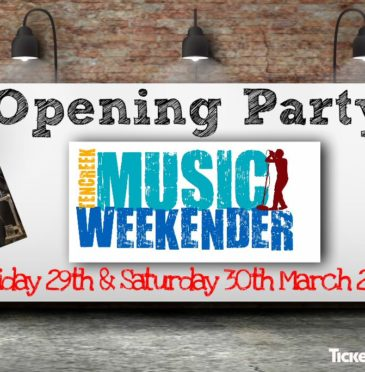 Music Weekender: Opening Party