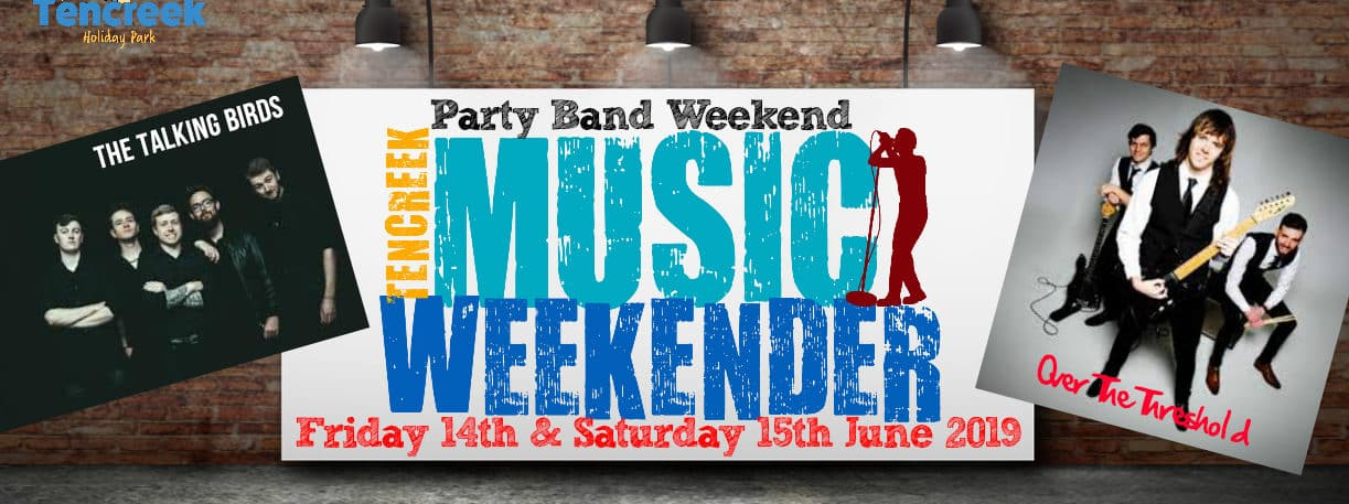 Party Band: Music Weekender!