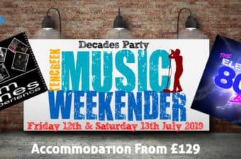 JULY MUSIC WEEKENDER!