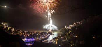 Looe Firework Show