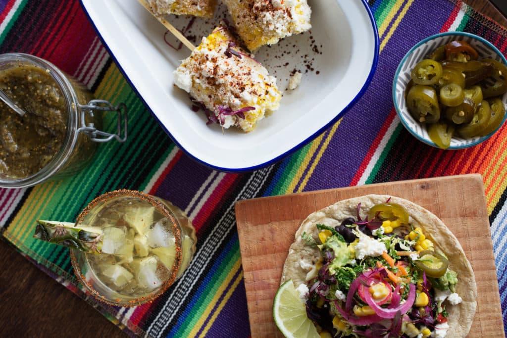 El Huichol Mexican food