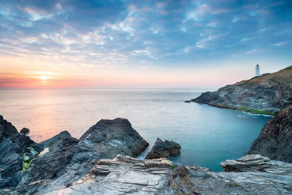 Trevose Head is a top natural attraction in Cornwall